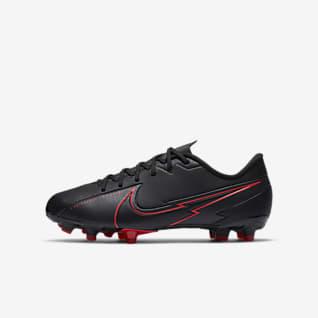 Nike Jr. Mercurial Vapor 13 Academy MG Chaussure de football multi-surfaces à crampons pour Enfant