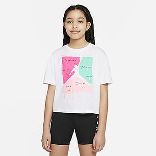 Jordan 大童(女孩)T恤