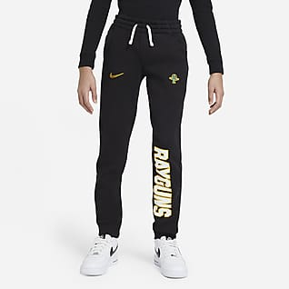 Nike Sportswear Club Fleece Pantalones de entrenamiento para niños talla grande