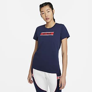 Paris Saint-Germain Kısa Kollu Kadın Tişörtü