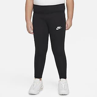 Nike Sportswear Favorites Leggings med høj talje til store børn (piger) (udvidet størrelse)