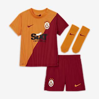 Galatasaray 2021/22 Home Fußballtrikot-Set für Babys und Kleinkinder