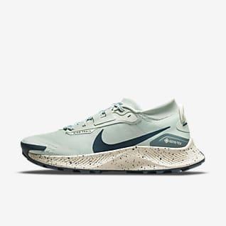Nike Pegasus Trail 3 GORE-TEX Женская водонепроницаемая обувь для трейлраннинга