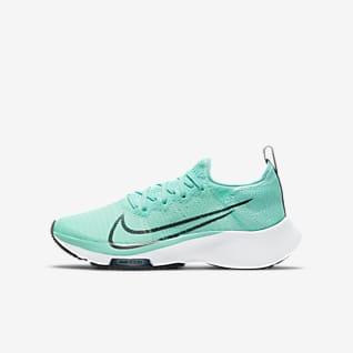 Nike Air Zoom Tempo FK Big Kids' Running Shoe
