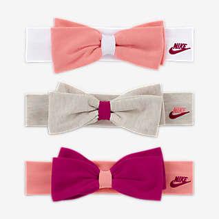 Nike Cinta para el pelo para bebé (paquete de 3)