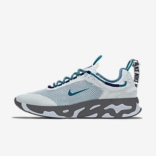 Nike React Live By You Specialdesignad sko