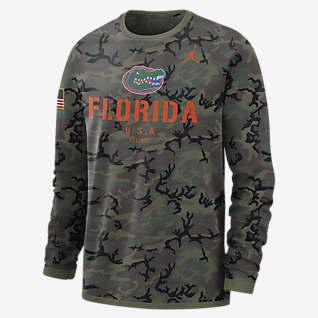 Jordan College Dri-FIT (Florida) Men's Long-Sleeve Sweatshirt