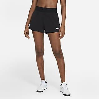 NikeCourt Dri-FIT Victory Dámské tenisové kraťasy