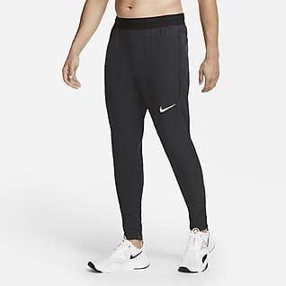 Nike Pantalones de entrenamiento para hombre de tejido Woven para invierno