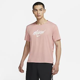 Nike Rise 365 Wild Run 男子短袖跑步上衣