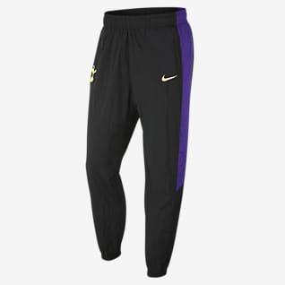 Tottenham Hotspur Мужские брюки из тканого материала с цветными блоками