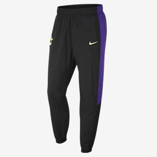 Tottenham Hotspur Pantalón de tejido Woven con diseño Color Block - Hombre