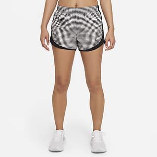 Nike Tempo Women's Gingham Running Shorts