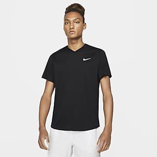 NikeCourt Dri-FIT Victory Tennistop voor heren