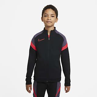 Nike Dri-FIT Academy 大童(男孩)起绒足球夹克