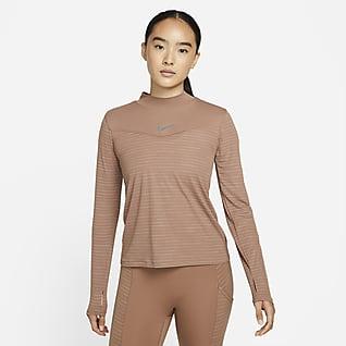 Nike Dri-FIT Run Division 女子长袖跑步上衣