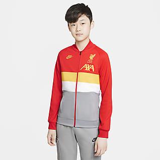 Liverpool FC Jaqueta de xandall de futbol - Nen/a