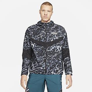 Nike Windrunner Wild Run Мужская беговая куртка