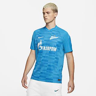 Домашняя форма ФК «Зенит» 2020/21 Stadium Мужское футбольное джерси Nike Dri-FIT