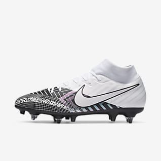 Nike Mercurial Superfly 7 Academy MDS SG-PRO Anti-Clog Traction Chaussure de football à crampons pour terrain gras