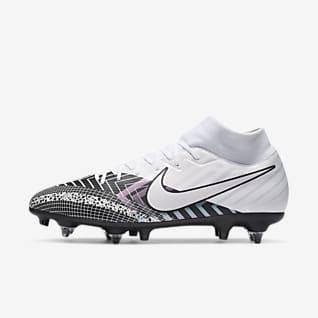 Nike Mercurial Superfly 7 Academy MDS SG-PRO Anti-Clog Traction Fotbollssko för vått gräs