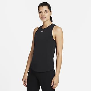 Nike Dri-FIT One Luxe Женская майка со стандартной посадкой