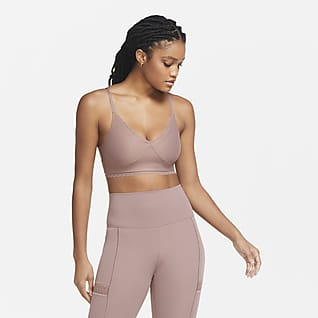 Nike Indy Luxe Women's Light-Support Padded Sports Bra