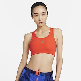 Jordan Jumpman 女款中度支撐型一片式襯墊運動內衣