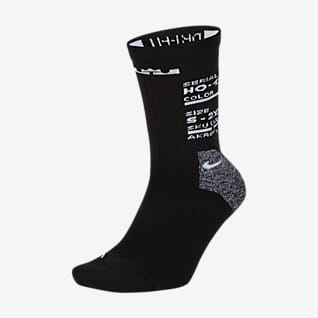 LeBron Elite Crew Basketbol Çorapları