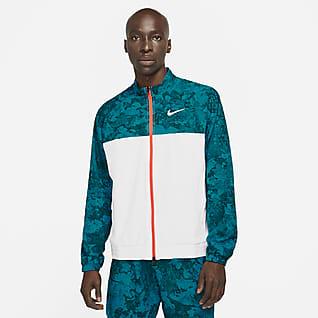 NikeCourt Men's Full-Zip Tennis Jacket