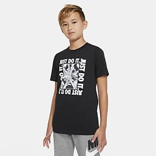 Nike Sportswear T-shirt voor jongens