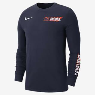 Nike College Dri-FIT (Virginia) Men's Long-Sleeve T-Shirt