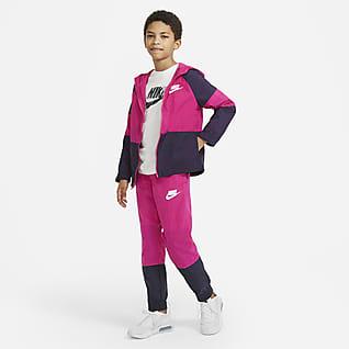 Nike Sportswear ชุดวอร์มแบบทอเด็กโต