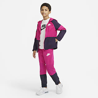 Nike Sportswear Big Kids' Woven Tracksuit