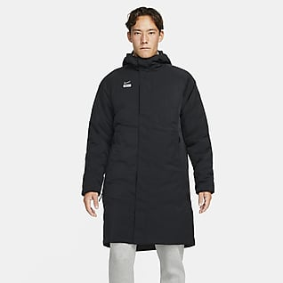 Nike F.C. Sideline Men's Synthetic-Fill Soccer Jacket