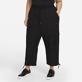 Nike Sportswear Icon Clash Kadın Kargo Pantolon (Büyük Beden)