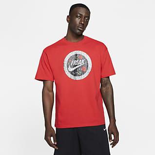 Giannis Swoosh Freak Playera de Nike Básquetbol para hombre