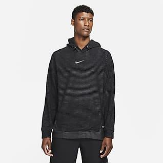 Nike Pro Therma-FIT ADV Felpa pullover in fleece con cappuccio - Uomo