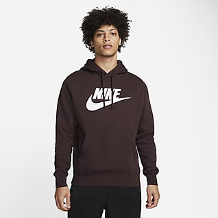 Nike Sportswear Club Fleece Sweat à capuche à motif pour Homme