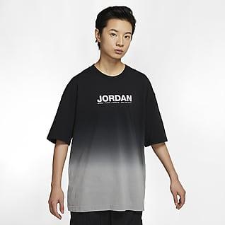 ジョーダン ウィメンズ オーバーサイズ ショートスリーブ Tシャツ