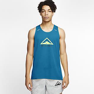 Nike Rise 365 Canotta da trail running - Uomo