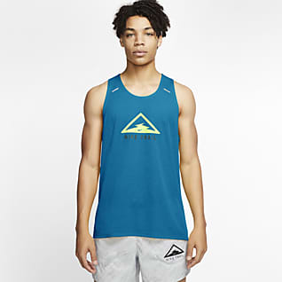 Nike Rise 365 Men's Trail Running Tank