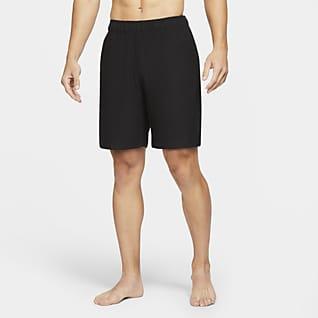 Nike Yoga Shorts para hombre