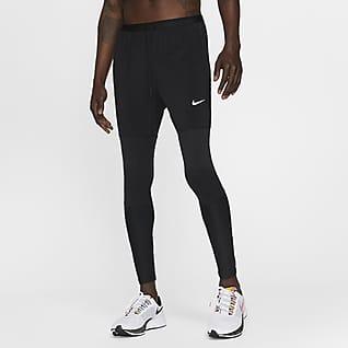 Nike Dri-FIT Phenom Run Division Męskie hybrydowe spodnie do biegania o pełnej długości