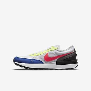 Nike Waffle One Big Kids' Shoes