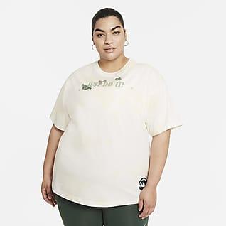 Nike Sportswear Essential Playera de manga corta para mujer (talla grande)