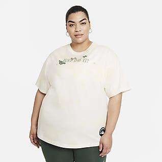 Nike Sportswear Essential Women's Short-Sleeve T-Shirt (Plus Size)