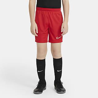 Nike Dri-FIT Academy Örgü Genç Çocuk Futbol Şortu