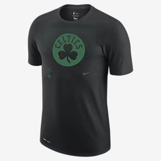 Boston Celtics Logo Grid Men's Nike Dri-FIT NBA T-Shirt