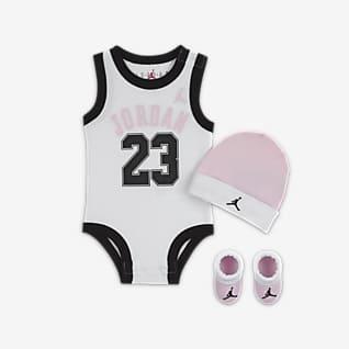 Jordan Conjunto de 5 piezas para bebé de 6 a 16 meses